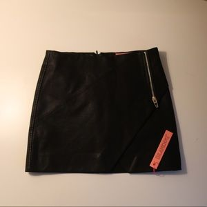 Girls BLANK NYC leather skirt ! NWT